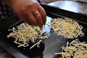 Сырные  корзиночки рецепт в картинках Ольги Квитун