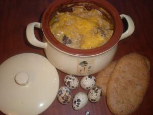 Киргизская закуска «Сусамыр» из альбома Татьяны Никитиной