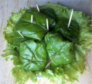 Сырный салат в шпинате рецепт Юлии Солнышко