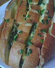 Фаршированный хлеб рецепт нины столбовой