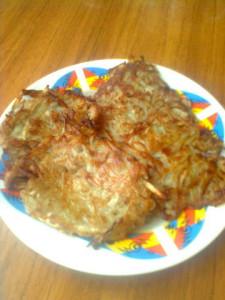 Оладьи из капусты и картофеля рецепт Нины Столбовой