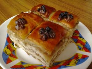 Пахлава рецепт Нины Столбовой