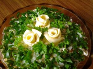 Салат спрут рецепт Нины Столбовой
