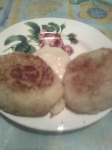 Картофельные зразы рецепт Нины Столбовой