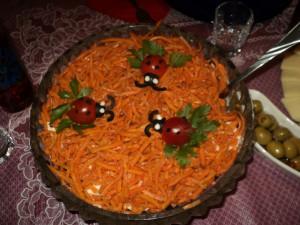 Салат по петренковски рецепт Анны Чумаевой (Хлыбовой)