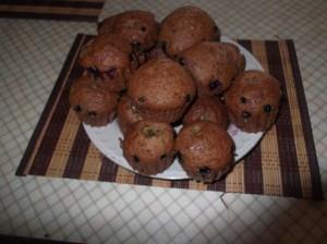 Шоколадные кексы рецепт Людмилы Кузнецовой