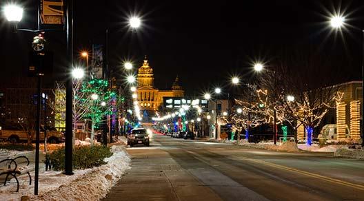 Путешествие по штату Айова