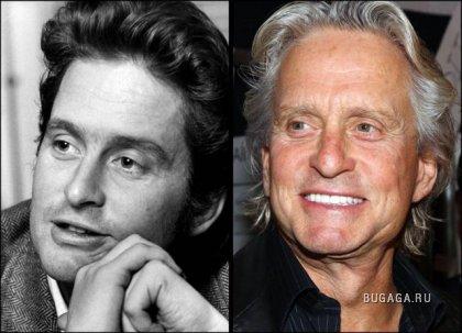 Голливудские звезды в молодости и сейчас (продолжение)