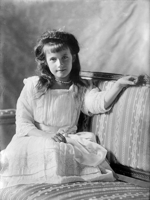 Анна Андерсон или Анастасия Романова