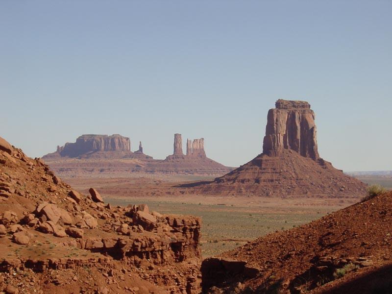 Путешествие по штату Аризона