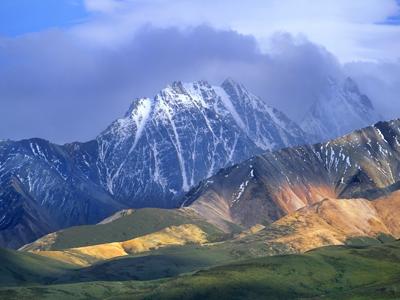 Путешествие по штату Аляска