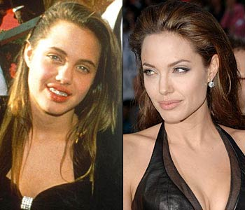 Голливудские звезды в молодости и сейчас