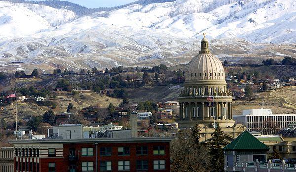 Путешествие по штату Айдахо