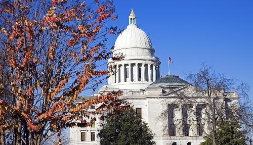 Путешествие по штату Арканзас