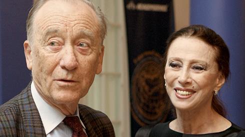 Родион Щедрин и Майя Плисецкая