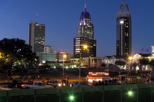Путешествие по штату Алабама