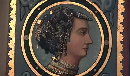 Мнимая Жанна д' Арк