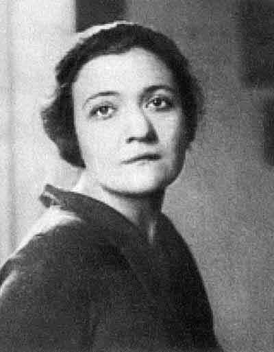 Мария Игнатьевна Закревская-Бенкендорф-Будберг