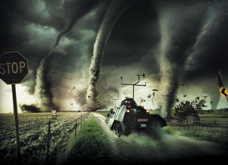 Торнадо Америки