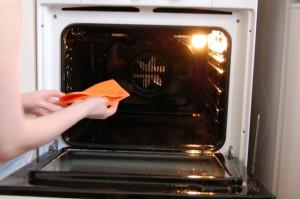 """""""как отмыть духовку от жира"""