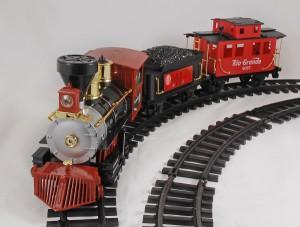 Железные дороги- игрушки 21 века
