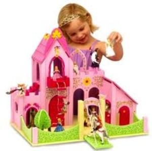 Игрушки для девочек 7 лет