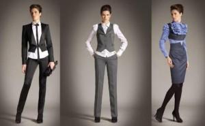 Деловые модели женских блуз