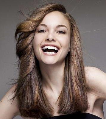 стрижки на длинные волосы каскад фото