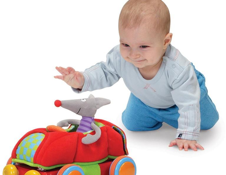 развитие 9 месячного ребенка