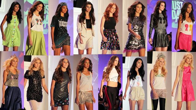 лето 2014 мода подростков