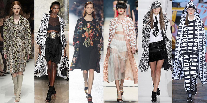 Женской моды сезона весна лето 2015