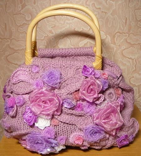 сумки 2014 с цветами