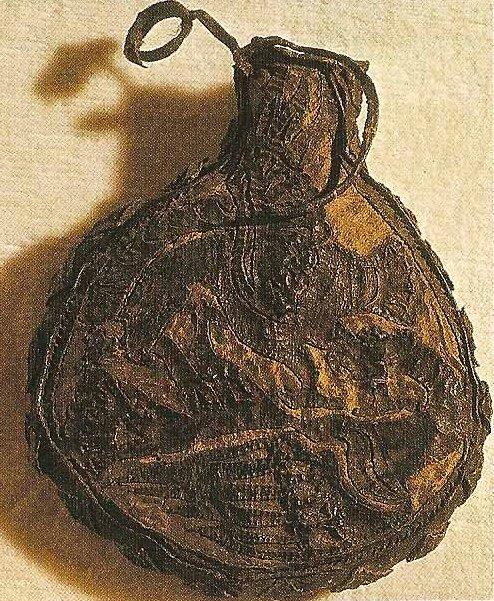 женские сумки в древние времена