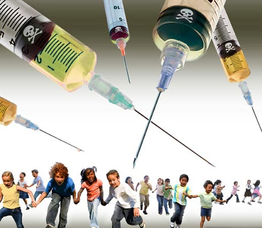 Прививки ребенку до года:  за и против