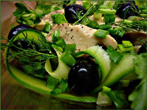Салат из печени трески без майонеза рецепты с