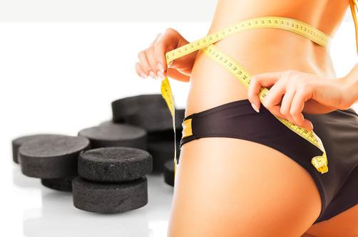 как активированный уголь способствует похудению