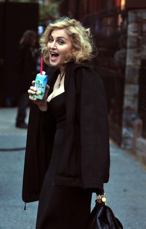 Диеты звезд: Мадонна