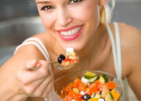 Весенняя диета