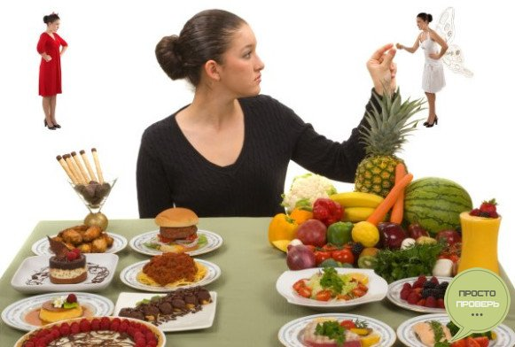 Легкая домашняя диета