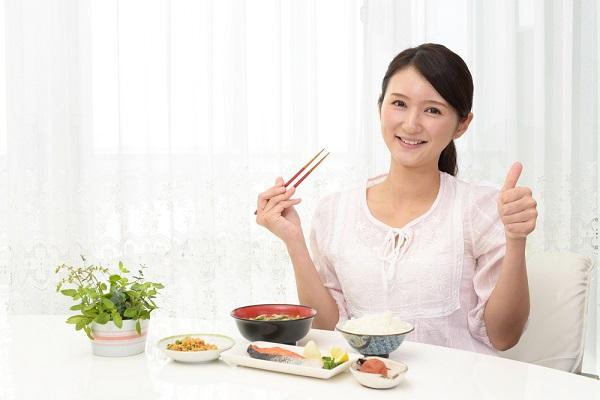 Правильное меню японской диеты